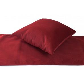 Ambience Cushion - Garnet