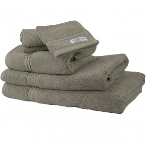 Ethan Towel Collection Taupe