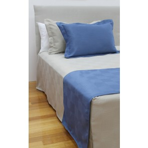Haven Bed Runners - Denim
