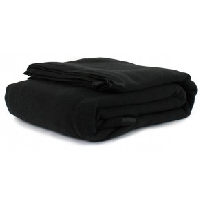Jason Australian Wool Blanket - Charcoal