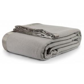Australian Wool Blanket  Silver
