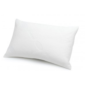 Bamboo Pillow Protectors - Waterproof 2PK