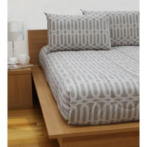 Linx Printed Comforters  Sand