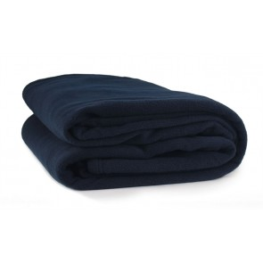 Polar Fleece Blankets - Navy